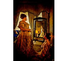 The Lady of the House Photographic Print