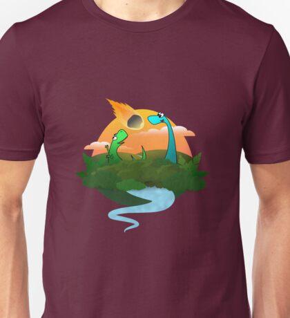 The Dinopocalypse Unisex T-Shirt