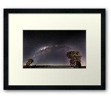 Jabiru Lake NT Australia Framed Print