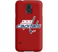 Capitals Samsung Galaxy Case/Skin