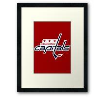 Capitals Framed Print