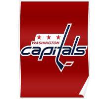 Capitals Poster