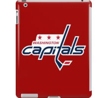 Capitals iPad Case/Skin
