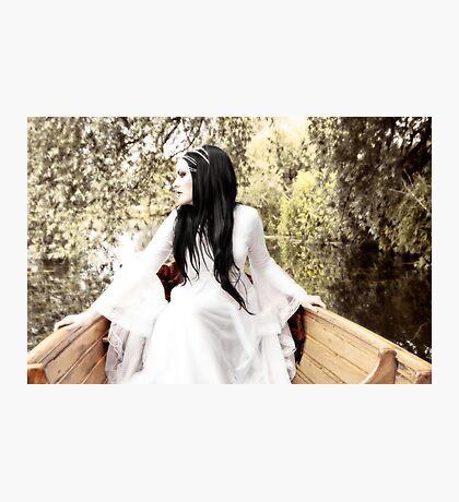 Bride on the Stour IV - Tranquility Photographic Print