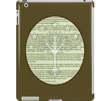 Lord of the Rings - Return of the King - White tree of Gondor iPad Case/Skin