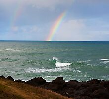 Ocean Rainbow by Robin  Koster