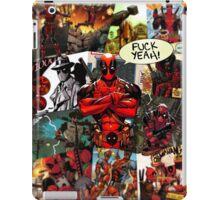 Deadpool - Fuck Yeah! iPad Case/Skin
