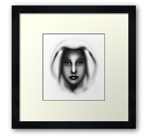 Those Eyes MOD2 Full Beauty Framed Print