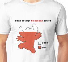 Stitch Badness Unisex T-Shirt