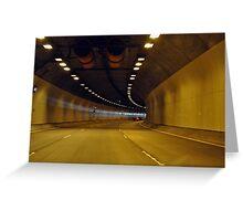 Heysen Tunnels Greeting Card