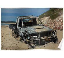 Burnt Out - Corindi Poster