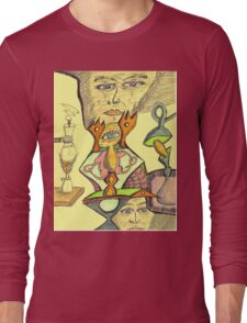 gene e + Long Sleeve T-Shirt