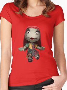 Sally Women's Fitted Scoop T-Shirt