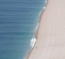 Man on the Sands by JeansViews