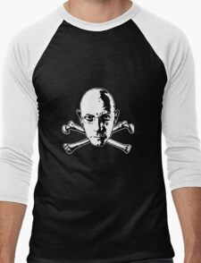 michel foucault Men's Baseball ¾ T-Shirt
