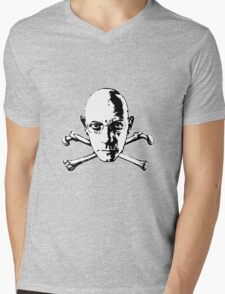 michel foucault Mens V-Neck T-Shirt