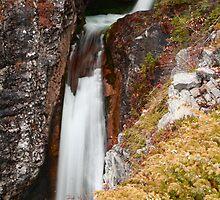 Galatea falls II by zumi