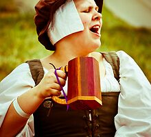 """""""Ale for the Wenches!"""" by Kimberly Deverell"""