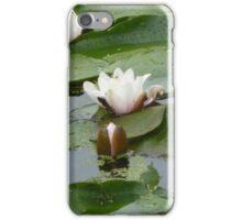 Waterlilies  iPhone Case/Skin