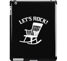 Let's Rock! iPad Case/Skin