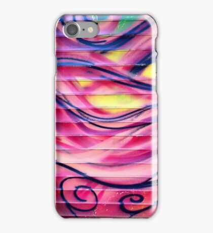 PuRpLe WaVeS iPhone Case/Skin