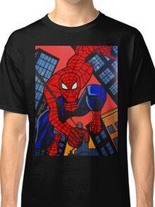 SUPER HEROS   SPIDERMAN Classic T-Shirt