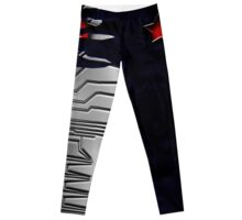 Winter Soldier  Jeans Leggings