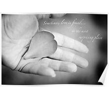 Sometimes Love Poster