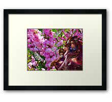 Pink Fantacy Framed Print