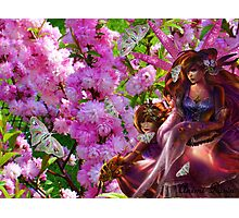 Pink Fantacy Photographic Print