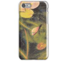 Underwater Lillies 5 iPhone Case/Skin