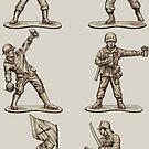 FASTFOOD SOLDIERS by MEDIACORPSE
