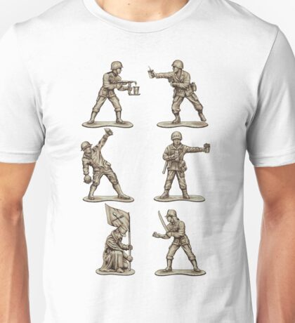 FASTFOOD SOLDIERS Unisex T-Shirt