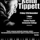 Keith Tippett by Louwax