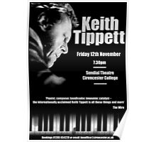 Keith Tippett Poster