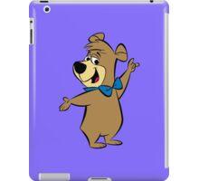Boo boo here i am geek funny nerd iPad Case/Skin