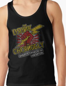 Chernobly Energy Drink Tank Top