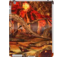 Heat surrounded iPad Case/Skin