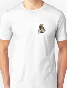 Bee Drawing Unisex T-Shirt