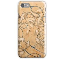 Twirl and Loop iPhone Case/Skin