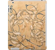 Twirl and Loop iPad Case/Skin