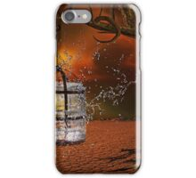Water captivity iPhone Case/Skin