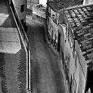 Alley from the past by marcopuch