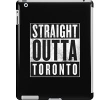 Straight Outta Toronto iPad Case/Skin