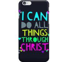 Bible Verse iPhone Case/Skin