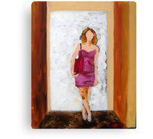 Belle de Jour Canvas Print