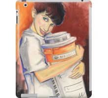 Mikey Loves His Drugs iPad Case/Skin