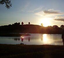Breathtaking Sunset by Sheree Copley