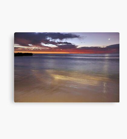 Trigg Beach - Western Australia  Canvas Print