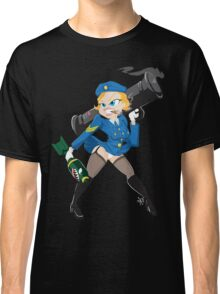 The Bazooka Girl Classic T-Shirt